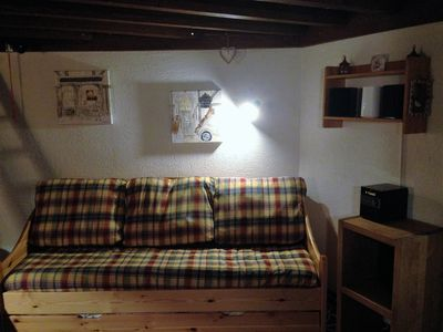 Photo for Big studio very cozy, ranked 2 * furnished tourism, skis in Val Claret