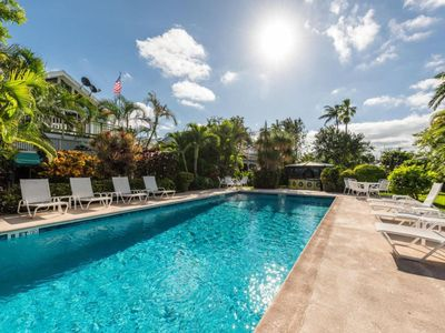 Photo for Quaint Old Town Key West Cottage with Heated  Pool and Private Parking