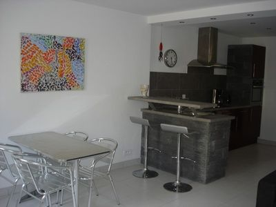 Photo for Rental Apartment T2 nine (3 stars) in the center of BANDOL (VAR)
