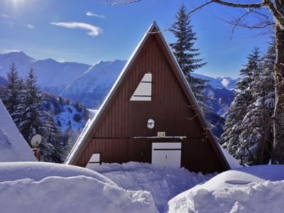 Photo for CH1F-CH24 F, Chalet 6 personnes, Guzet - Chalet for 6 people in Ustou