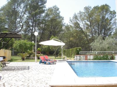 Photo for #Large Villa With Pool Near Beautiful Rural Town, Ideal For Families Or Groups