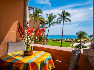 Photo for SUMMER SPECIALS!! Casa Del Mar Beachfront Condo with Gorgeous Views!