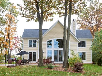 Photo for Keeler lakehouse-Pure Michigan!--2 hours from Chicago-beautiful new modern home