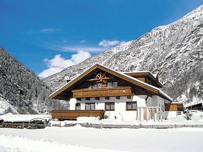 Photo for Apartment Haus Anemone  in Sölden / Zwieselstein, Oetz Valley / Ötztal - 8 persons, 4 bedrooms