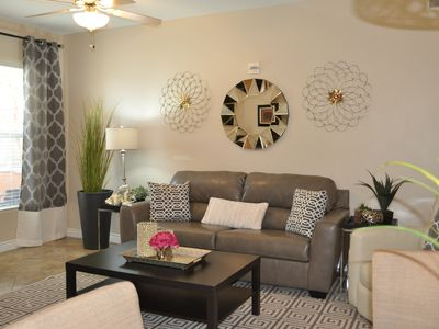 Photo for Luxury Gated Townhouse with many amenities long term welcome! Discount rates