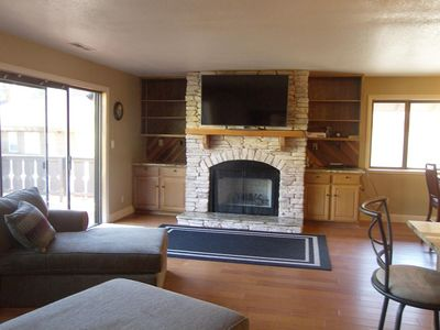 Photo for Recently Renovated Alpine Chalet With National Forest Views