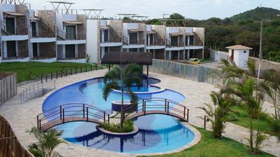 Photo for 2BR Apartment Vacation Rental in Tibau do Sul, RN