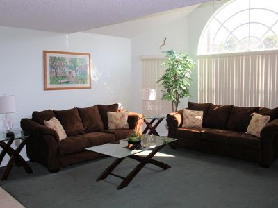 Photo for CHARMING 3 BEDROOM CONDO NEAR DISNEY !!