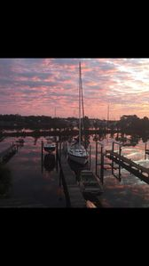 Photo for Pensacola Bay Waterfront with boat slip—2 bedrooms