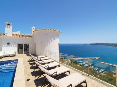 Photo for Vacation home Las Nubes in Jávea/Xàbia - 10 persons, 5 bedrooms