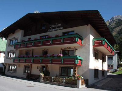 Photo for 2BR Apartment Vacation Rental in Nesselwängle
