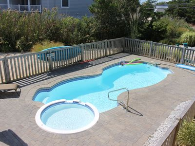 Photo for Loveladies-4th from Beach-Private Heated Pool-Private Beach Access-Private Lane