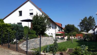 Photo for Holiday apartment Memmelsdorf for 2 - 4 persons with 1 bedroom - Holiday apartment in a two family h