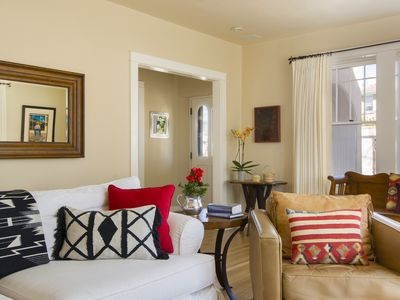 Photo for Sophisticated Living Santa Fe Style. 2 Blks to Wine & Dine On Plaza & Canyon Rd