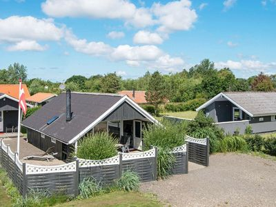 Photo for Peaceful Holiday Home with Terrace in Hemmet Denmark