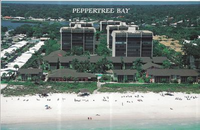 Photo for FULLY FURNISHED - PEPPERTREE BAY CONDO - SIESTA KEY BEACH