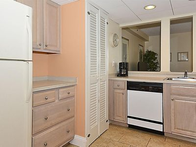 Photo for FREE DAILY ACTIVITIES!! LINENS INCLUDED*! OCEANFRONT UNIT 3 Bedroom, 2 bath.  Very pretty direct oceanfront unit, decorated with an oriental flair.  Sunday to Sunday rental.