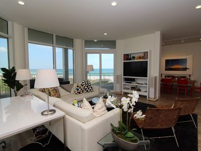 Photo for Vista Del Mar 201-Luxury Unit w/Beach Views, Large Terrace & Amazing Interior