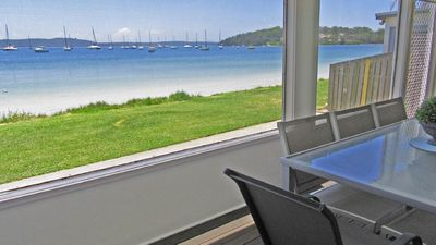 Photo for Casa Martins, 219 Foreshore Drive - Absolute Waterfront House