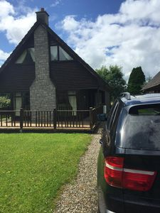 Photo for A 5 Bedroom Lodge near Lough Derg and close to the Shannon River in Portumna.