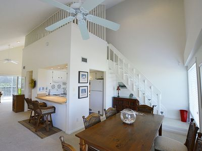 Photo for 2bd/2.5ba Beach Townhouse With Marriott Golf/tennis Resort Membership Included