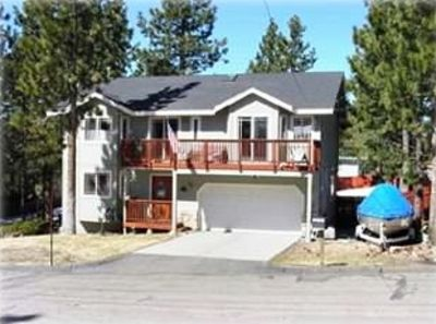 Photo for Heavenly Valley Luxury Home: Lake & Mtn.Views, Enclosed Yard, Pets OK