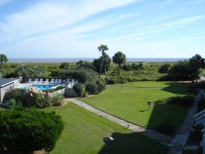 Photo for View of Ocean, 2 BR Villa Sleeps 4