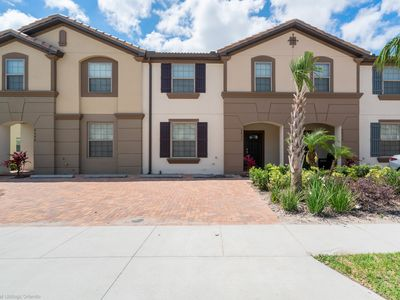 Photo for Beautiful 5 Bed Gated Pool Townhome At Windsor at Westside Resort