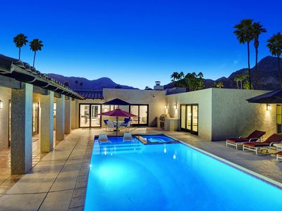 Photo for One of kind pool home with a private tennis court