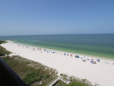 Photo for Beachfront 2 bed\ 2 bath with Gorgeous Views