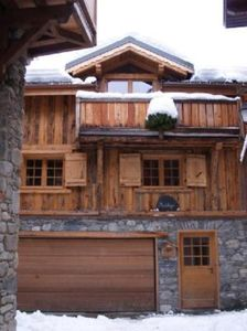 Photo for Chalet MONTELAGO **** in Courchevel le Praz - Full of Character