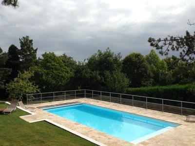 Photo for Beautiful house with pool and large garden