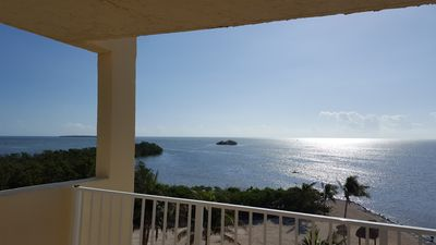 Your Ocean View 24/7!  (from your private balcony)