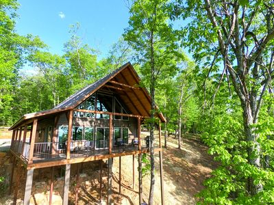 Photo for Red Rock Vista- Luxurious Cabin with Stunning Views!