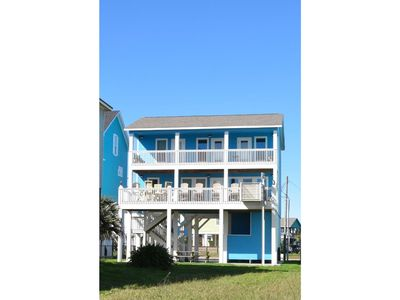Photo for Changes in Latitudes - 2ND ROW with 1st row GULF/BEACHVIEWS! - 4 /3, Sleeps 14