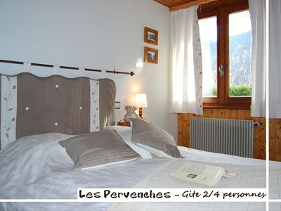 Photo for Les Pervenches, Gite Les Pervenches 2/4 people