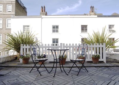 Our Fabulous Terrace
