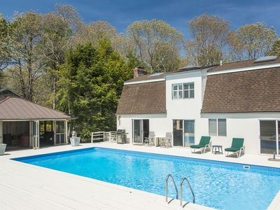 Photo for Spectacular Hamptons Beach House available short term for June and July *