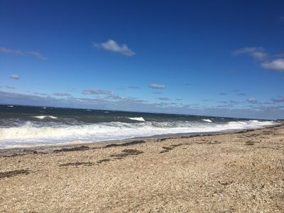 Town Beach in Southold, about a 5 minute drive from Vineyard View