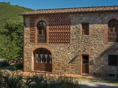 Photo for Villa Pergolone - Country House with Pool & Garden close to Lucca and Beaches
