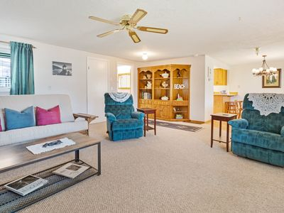 Photo for Dog-friendly home w/ a private hot tub & wood stove - near the ocean & river