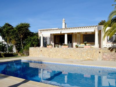 Photo for Algarve - Luxury Villa With Large Private Swimming Pool And Park Views