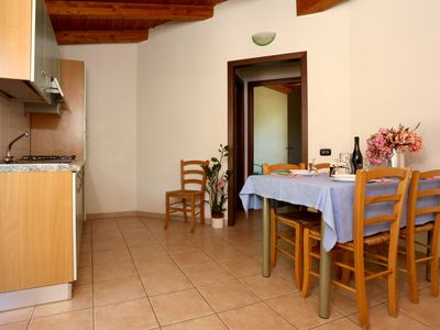 Photo for Camping Porto Corallo. With swimming pool and equipped beach. Bungalow 11