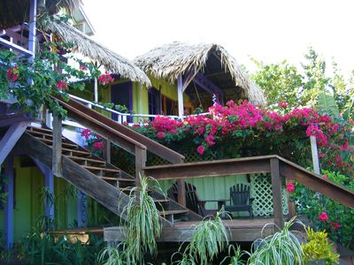 nothing too fancy...but the perfect place to stay while exploring Placencia!