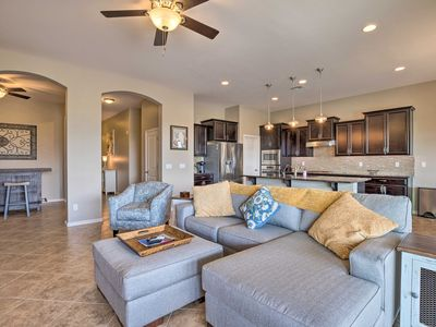 Photo for Home w/Pool & Views, 9Mi to Goodyear Ballpark
