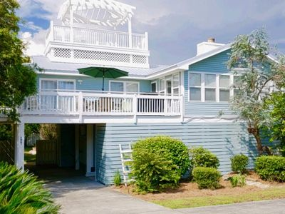 Photo for Love Sunsets, Quiet Beach & Private Pool? Then you will love Beach Haven!