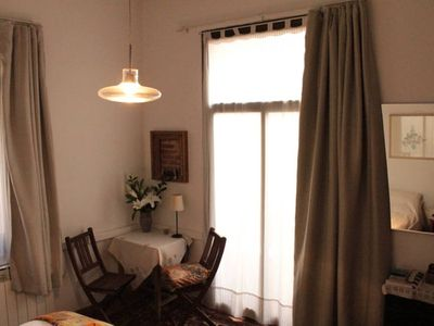 Photo for Charming room with bath, breakfast included, in a beautiful historical building