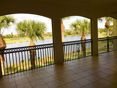 Photo for New Listing!!!  3 Bedroom, 3 Bath - 2nd Floor Condo With Gorgeous Lake/Golf View