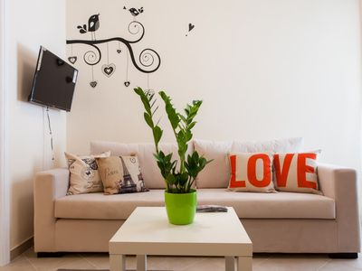 Photo for Lovely apartment in Athens Plaka