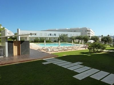 Photo for Ground Floor, Luxury Apartment With Shared Pool